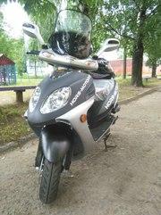Скутер Hors- Motors